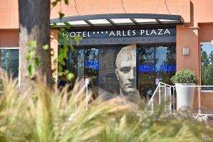 Relais Motards HOTEL ARLES PLAZA