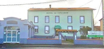 HOTEL LE CONCORDE**