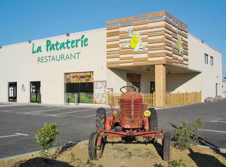 Relais Motards LA PATATERIE