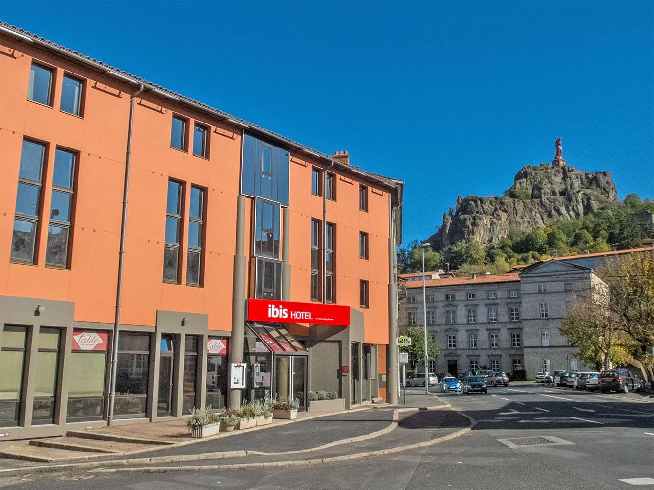 Hotel  Etoiles Le Puy En Velay