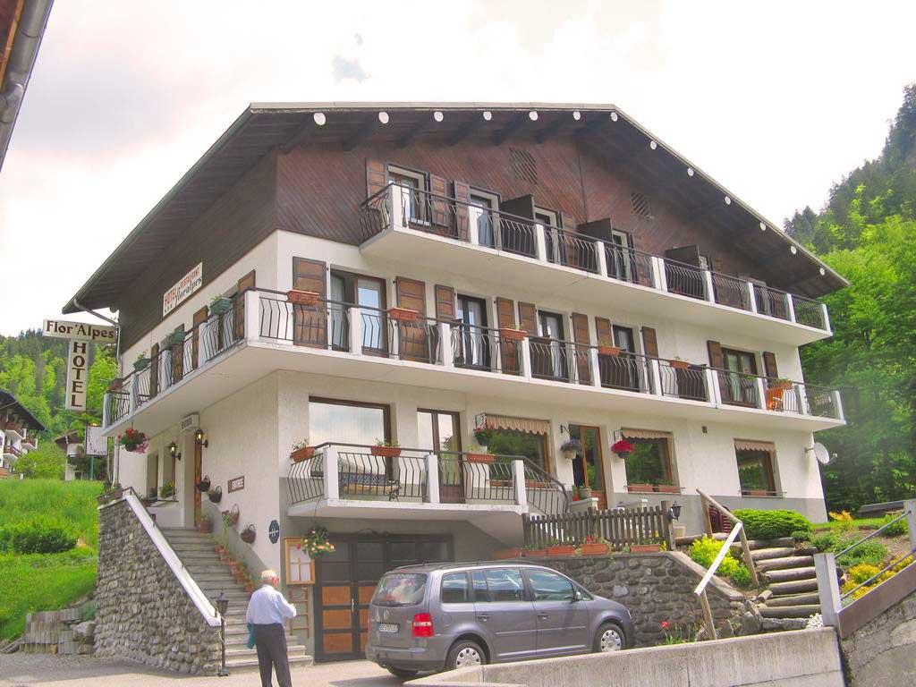 Relais Motards HOTEL FLOR'ALPES