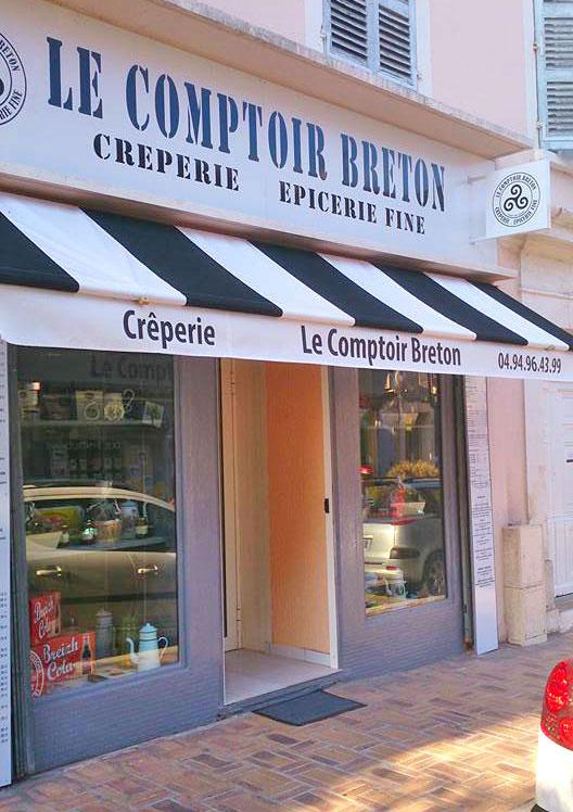 Relais Motards LE COMPTOIR BRETON