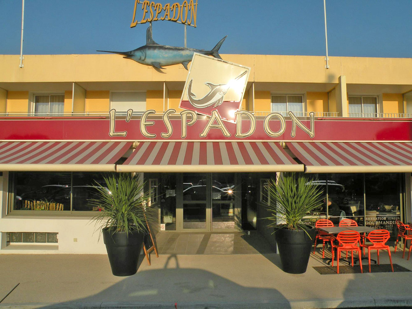 st jean de monts hotel restaurant l espadon h 244 tels restaurants