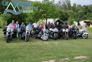 Relais Motards CAMPING LA BEAUME