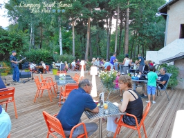Relais Motards SAINT-JAMES LES PINS