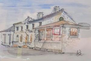 Relais Motards AUBERGE DE CHARRON, CHEZ DADET