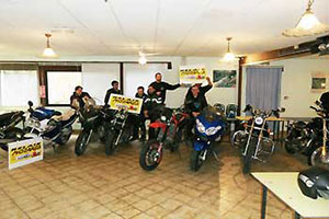 Relais Motards AURELAX