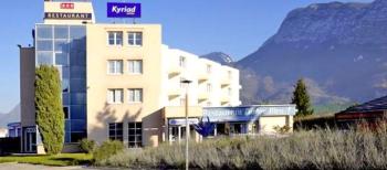 Relais Motards HOTEL KYRIAD GRENOBLE NORD