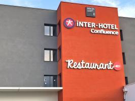 Relais Motards INTER-HOTEL CONFLUENCE