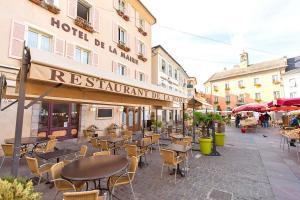 Relais Motards HOTEL DE LA MAIRIE