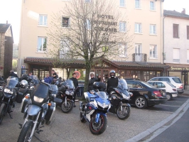 Relais Motards HOTEL DES VOYAGEURS-63