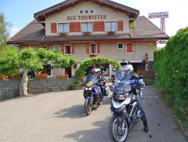 Relais Motards AUX TOURISTES