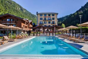 Relais Motards BEST WESTERN PLUS EXCELSIOR CHAMONIX