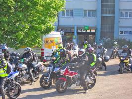 Relais Motards HOTEL IBIS STYLES AUXERRE NORD