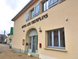 Relais Motards HOTEL LES TREMPLINS***