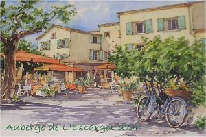 AUBERGE DE L'ESCARGOT D'OR