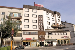 HOTEL SAINT HUBERT