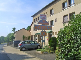 HOTEL LES RIVES D'ALLIER