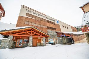 LES CHALETS DE LA MADELEINE