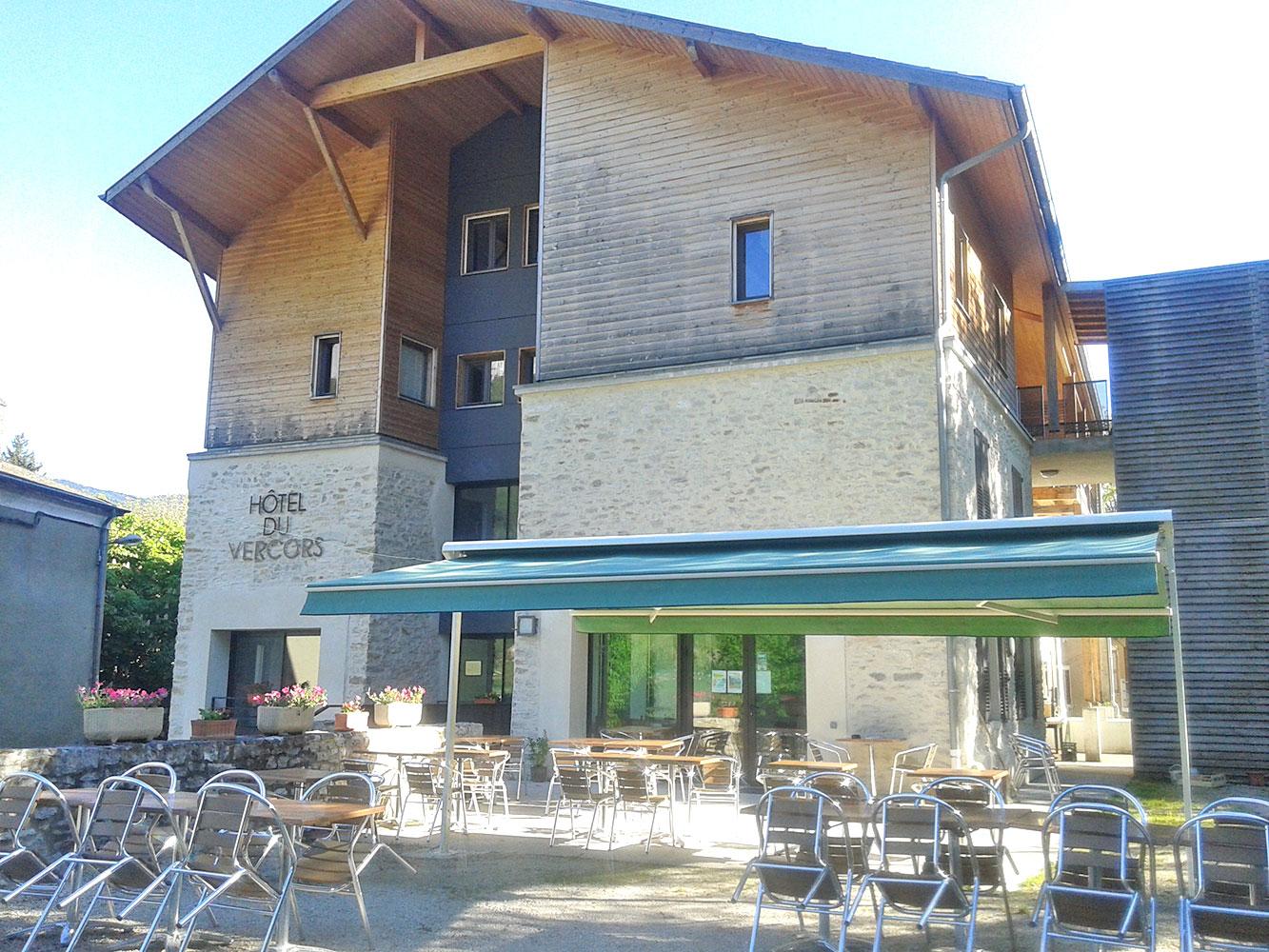 Hotel Restaurant Col Du Rousset