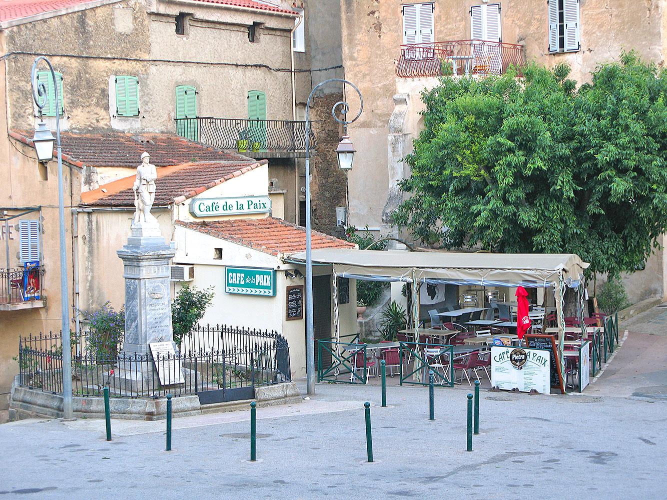 Relais Motards CAFE DE LA PAIX