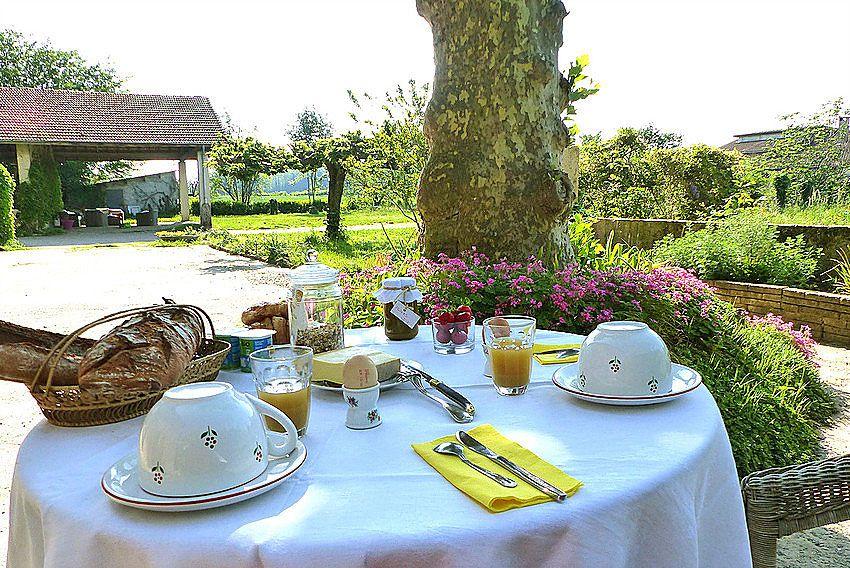 Romans sur isere la ferme de chaleyre g te chambre table d 39 h tes - Chambres d hotes romans sur isere ...