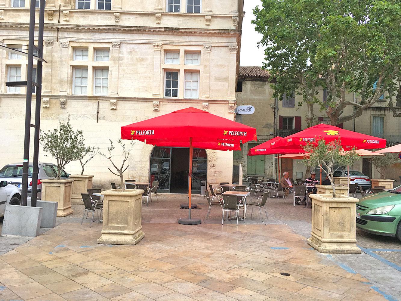 Relais Motards CAFE DE FRANCE 30