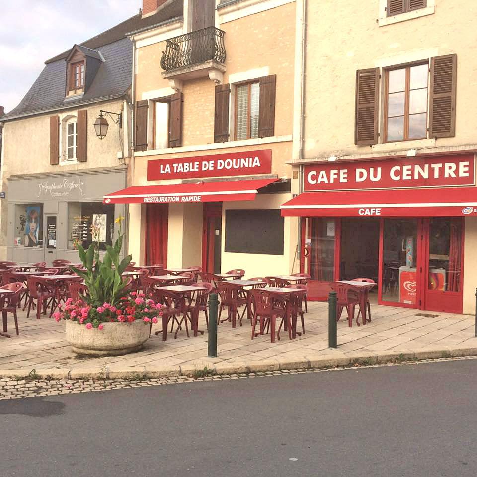 Relais Motards CAFE DU CENTRE 36